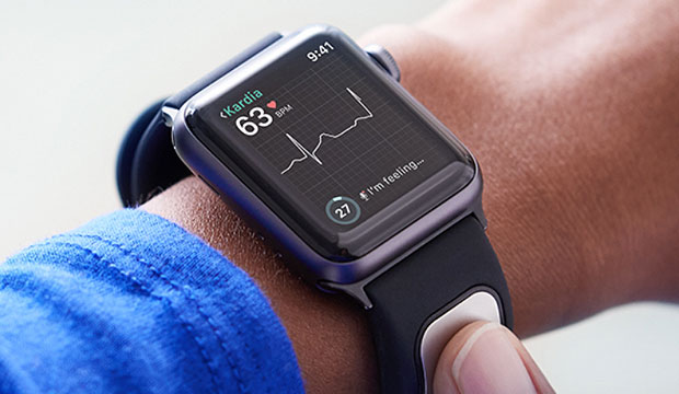 FDA Gives Nod to Apple Watch EKG Reader Accessory
