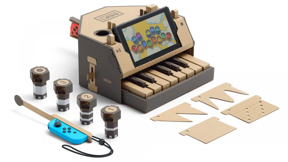 DIY Cardboard Kit