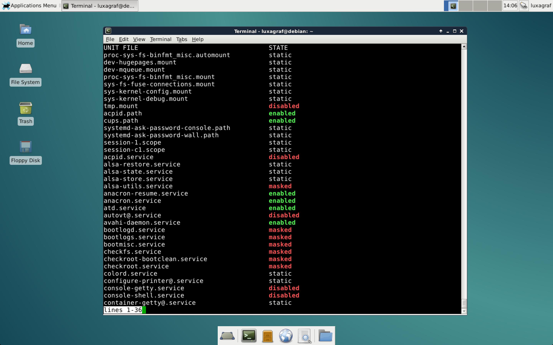 Linux Distro Change