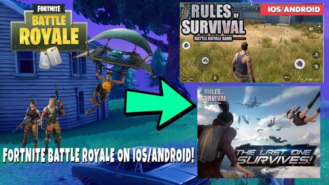Battle Royale for iOS
