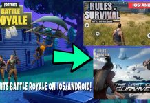 Battle Royale for iOS