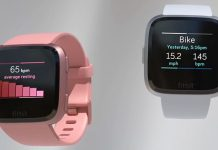 Fitbit Highlights Versatility