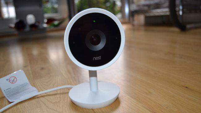 Get Smart Cameras