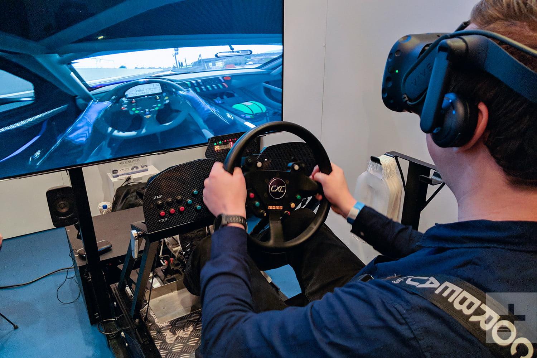 HTC Vive Pro Racing