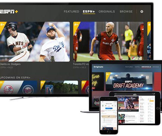 ESPN+ Streaming