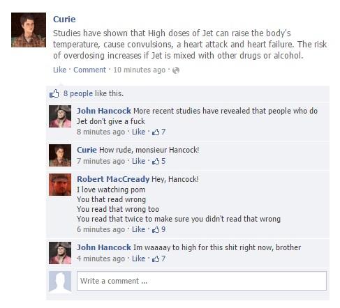 Facebook Fallout