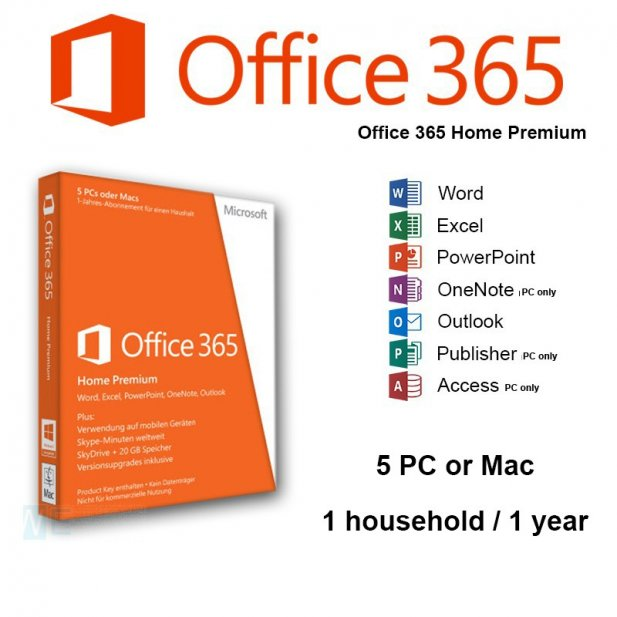 Microsoft Büro 365 home premium vs home and student